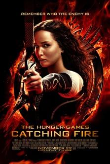 Film Hunger Games - La ragazza di fuoco