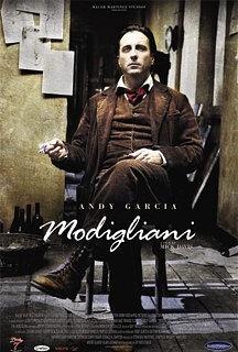 Film I colori dell'anima - Modigliani