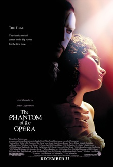 Film Il fantasma dell'opera