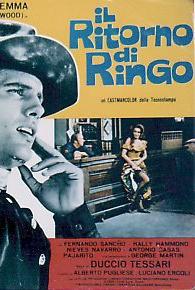Frasi di Il ritorno di Ringo