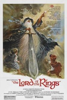 Cartone Il signore degli anelli