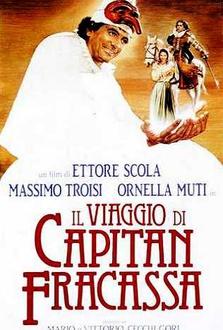 Film Il viaggio di Capitan Fracassa