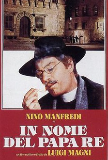 Film In nome del papa re