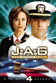Serie TV JAG - Avvocati in divisa