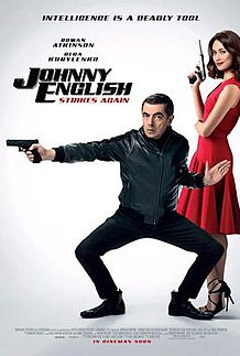 Film Johnny English colpisce ancora