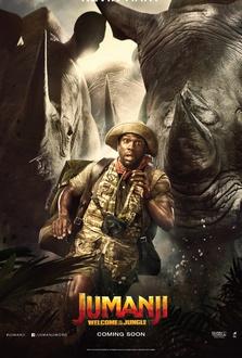 Frasi di Jumanji - Benvenuti nella giungla