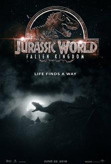 Film Jurassic World - Il regno distrutto