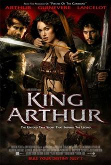 Frasi di King Arthur