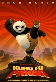 Cartone Kung Fu Panda