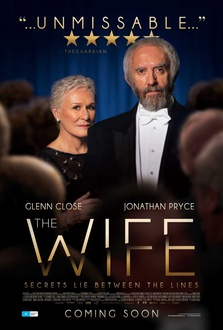 Film The Wife - Vivere nell'ombra
