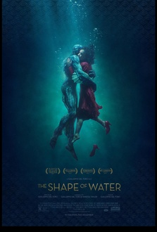 Film La forma dell'acqua - The Shape of Water