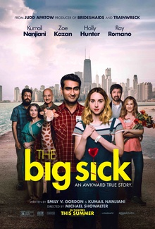 Film The Big Sick: Il matrimonio si può evitare, l'amore no