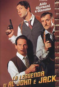 Film La leggenda di Al, John e Jack
