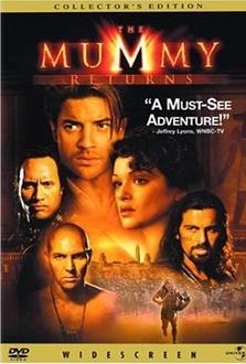 Film La mummia - Il ritorno