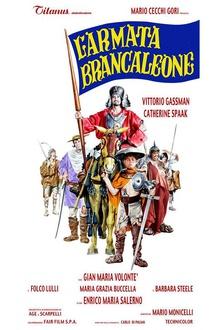 Film L'armata Brancaleone