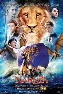 Film Le Cronache di Narnia: il viaggio del veliero