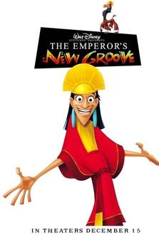 Cartone Le follie dell'imperatore