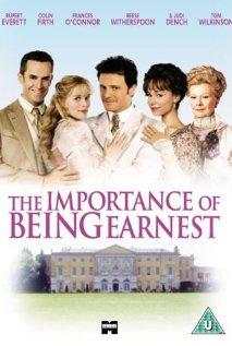 Film L'importanza di chiamarsi Ernest