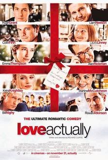 Film Love actually - L'amore davvero