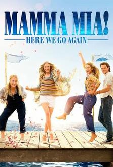 Film Mamma Mia! Ci risiamo