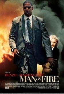 Film Man on fire - Il fuoco della vendetta