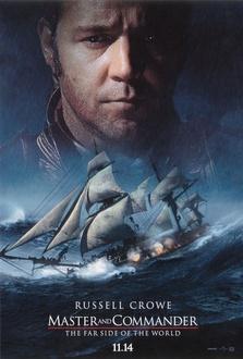 Film Master and Commander - Sfida ai confini del mare