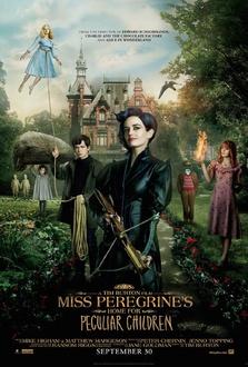 Frasi di Miss Peregrine - La casa dei ragazzi speciali