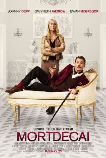 Film Mortdecai