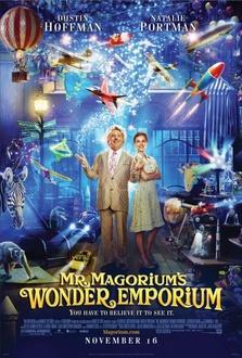 Film Mr. Magorium e la bottega delle meraviglie
