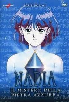 Frasi di Nadia - Il mistero della pietra azzurra