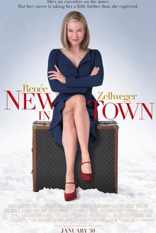 Film in TV: New in Town – Una single in carriera, stasera alle 21.10 ...