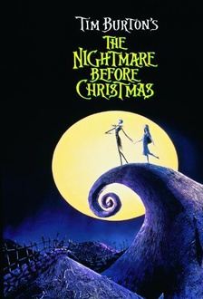 Film Nightmare Before Christmas