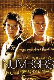 Serie TV Numb3rs - Numbers