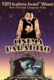 Film Nuovo Cinema Paradiso