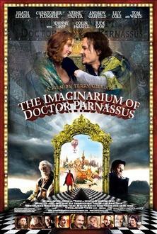 Film Parnassus - L'uomo che voleva ingannare il diavolo