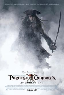 Film Pirati dei Caraibi - Ai confini del mondo