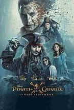 Film Pirati dei Caraibi - La vendetta di Salazar