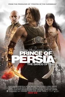 Film Prince of Persia: Le sabbie del tempo