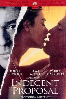 Film Proposta indecente