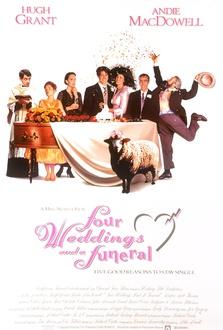 Frasi di Quattro matrimoni e un funerale