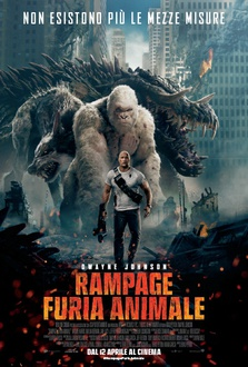 Film Rampage: Furia animale