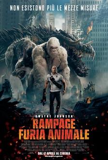 Frasi di Rampage: Furia animale