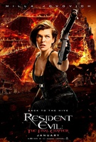 Frasi di Resident Evil: The Final Chapter