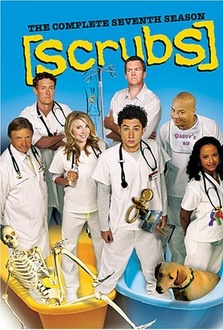 Serie TV Scrubs - Medici ai primi ferri