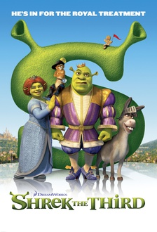 Film Shrek Terzo