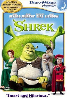 Cartone Shrek