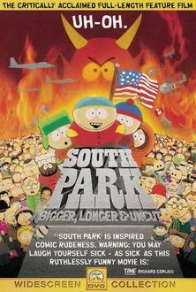 Cartone South Park - Il film: Più grosso, più lungo & tutto intero