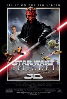 Film Star Wars: Episodio 1 - La minaccia fantasma