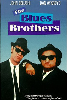 Film The Blues Brothers - I fratelli Blues