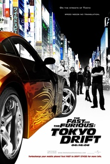 Film The Fast and the Furious: Tokyo Drift